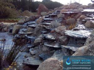 Instalacja źródełka z obiegiem wody – pompa